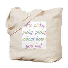 Be Picky Design #53 Tote Bag