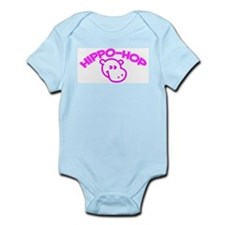 Hippo-Hop Infant Bodysuit