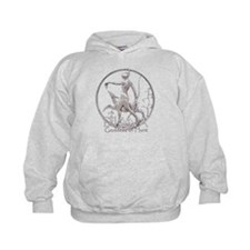 Diana: Goddess of the hunt Hoodie