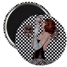 "Carnevale Lovers 2.25"" Magnet (100 pack)"