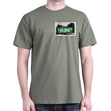 Paulding Av, Bronx, NYC  T-Shirt