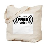 Gluten Free WiFi Tote Bag