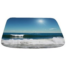 Ocean Waves Bathmat