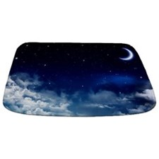 Silent Night Bathmat