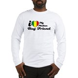 Malian Boy friend Long Sleeve T-Shirt