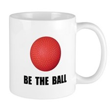 Be Ball Kickball Mugs
