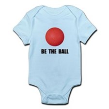 Be Ball Kickball Body Suit