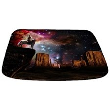 Native American Universe Bathmat