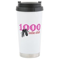 Cute Training marathon Travel Mug