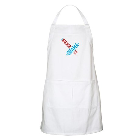 Twisted Obama 08 BBQ Apron
