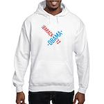 Twisted Obama 08 Hooded Sweatshirt