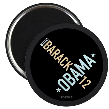 Twisted Obama 08 Magnet