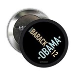Twisted Obama 08 Button