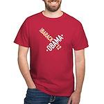 Twisted Obama 08 Cardinal T-Shirt