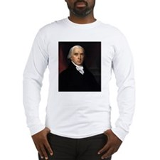 James Madison Long Sleeve T-Shirt