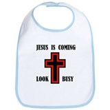 JESUS IS COMING Bib