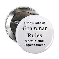 """grammar rules 2.25"""" Button"""