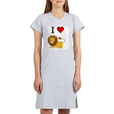 Lion Women's Nightshirt