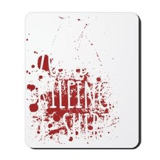 This is My Zombie Killing Mousepad