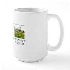 Monsanto-Free World mug Mug