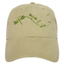 Dragonflies in Flight Baseball Cap
