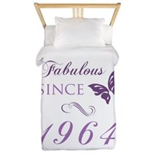 Fabulous Since 1964 Twin Duvet