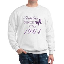 Fabulous Since 1964 Sweatshirt