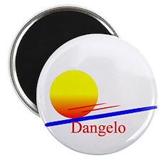 "Dangelo 2.25"" Magnet (10 pack)"
