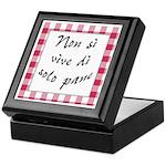 Vive Solo Pane Keepsake Box