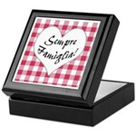 Sempre Famiglia Keepsake Box