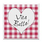 Vita Bella Tile Coaster