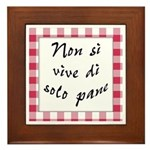 Vive Solo Pane Framed Tile