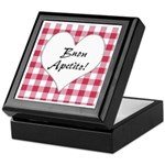 Buon Apetito Keepsake Box