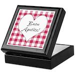 Buon Apetito Keepsake Box