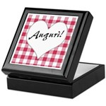 Auguri Keepsake Box