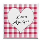 Buon Apetito Tile Coaster