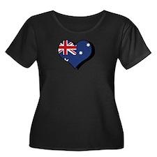 I Love Australia T