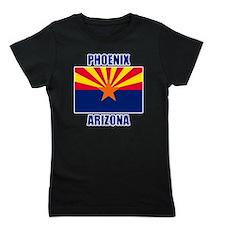 Phoenix Arizona Girl's Tee