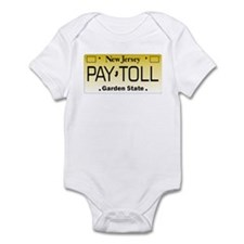 NJ Pay Toll Infant Bodysuit