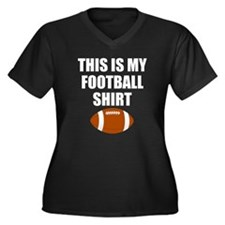 This Is My Football Shirt Plus Size T-Shirt