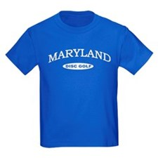 Maryland Disc Golf T