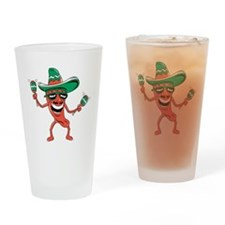 Mexico Drinking Glass