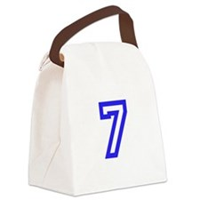 #7 Canvas Lunch Bag