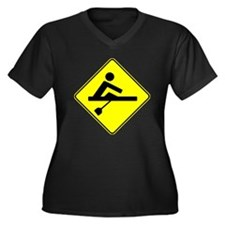 Rower Crossing Plus Size T-Shirt