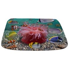 Tropical Fish Bathmat