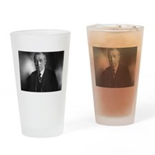 W. Wilson Drinking Glass