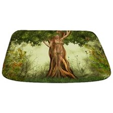 Mother Earth Tree Bathmat
