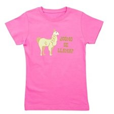 Como Se Llama? What is your name? Girl's Tee