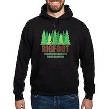 Bigfoot Sasquatch Hide and Seek World Champion Hoo
