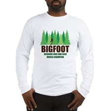 Bigfoot Sasquatch Hide and Seek World Champion Lon